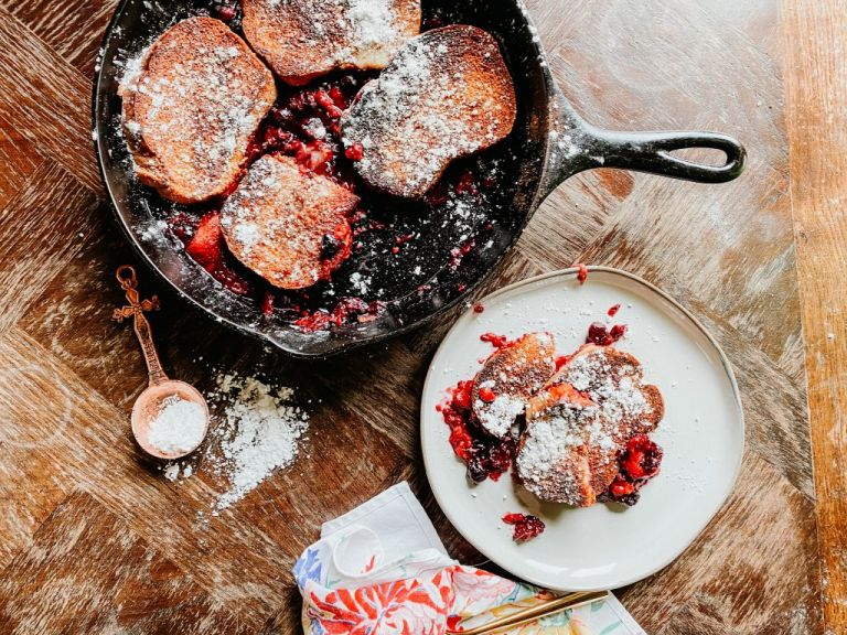 Mother's Day, French Toast Skillet, Brunch